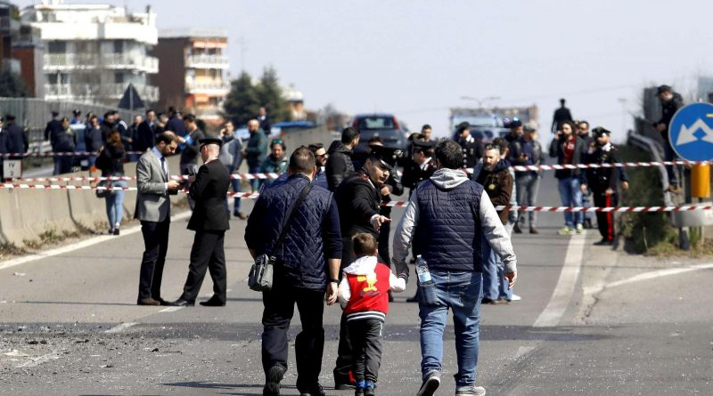 Ousseynou Sy sequestra autobus a San Donato