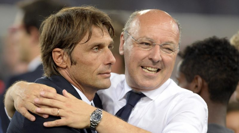 Antonio Conte all'Inter