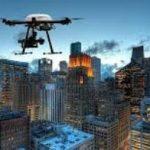 Droni a Milano: pronta una vera invasione