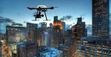 Droni a Milano