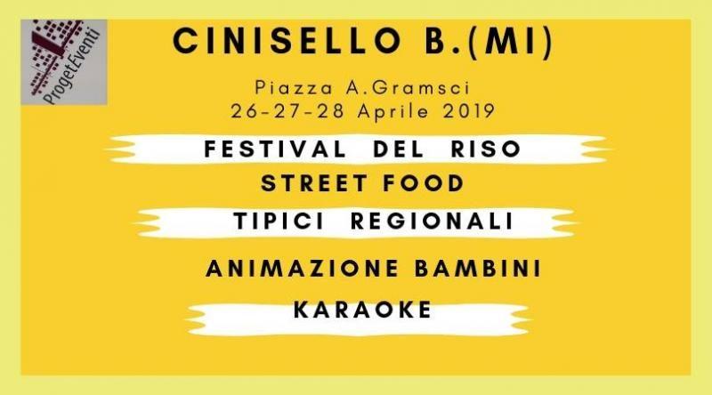 Festival del riso Cinisello Balsamo