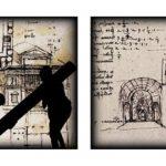 Leonardo La macchina dell'immaginazione: mostra curata da Studio Azzurro