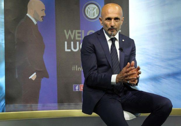 Inter-Roma Luciano Spalletti