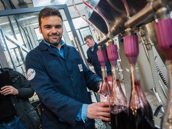 Michele Rimpici il vino made in Milano