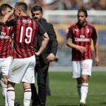 Milan Lazio: Gattuso vuole la finale a tutti i costi