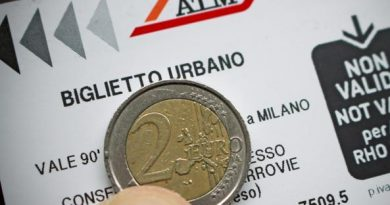 Biglietto Atm a 2 euro