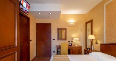 hotel milano centro Lancaster stanza
