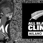 Campus degli AllBlacks a Milano per 100 ragazzi