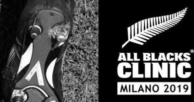 Campus degli AllBlacks a Milano