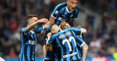 Festa Inter delusione Milan