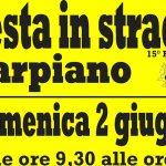 Festa in strada Carpiano: appuntamento il 2 giugno