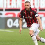 Milan-Frosinone: l'ultima di Abate a San Siro