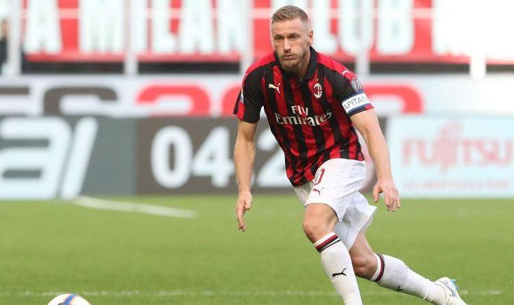 Milan-Frosinone Abate