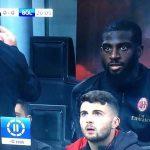 Lite in diretta con Bakayoko: Gattuso fa i conti in spogliatoio
