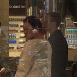 Mark Zuckerberg a Milano con la moglie