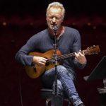 Sting il 27 maggio live a Milano
