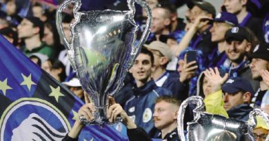 Champions League dell'Atalanta