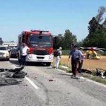 Daniela Amolaro e Loredano Finotti morti in un incidente a Gambolò