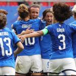 Nazionale femminile, un Mondiale tutto da gustare