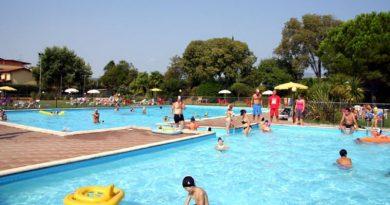 Stagione balneare a Milano