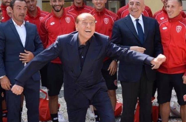 Il Monza di Berlusconi punta alla Serie A