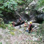 Matteo Rossi morto durante un'escursione a Cittiglio