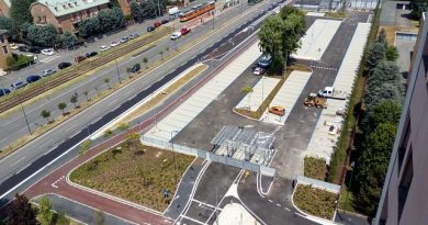 Parcheggio di interscambio Abbiategrasso M2