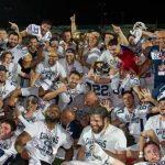 Seamen Milano campioni d'Italia per la terza volta consecutiva