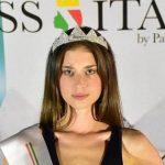 Sofia Silvana Plescia è Miss Italia Milano