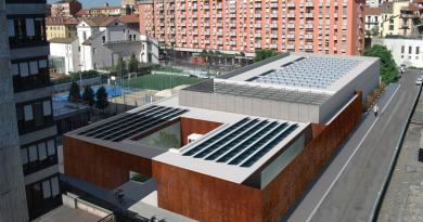 Nuova piscina in via Fatebenesorelle