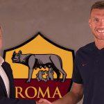 Dzeko salta: Inter beffata, Edin rinnova con la Roma