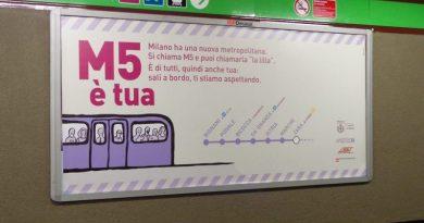 Prolungamento della metropolitana lilla da Milano fino a Monza