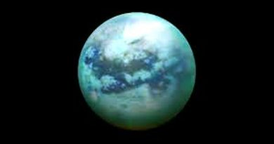 i cristalli alieni di Titano