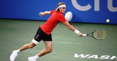 I tornei tennis e gli esperti di questo sport - Stefanos Tsitsipas