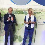 Milano Green Week: Italgas e Comune inaugurano il nuovo Parco Russoli