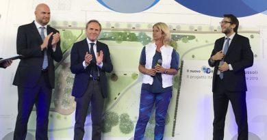 Milano Green Week - Inaugurazione Parco Russoli