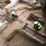 Nuovi tesori dell'antica chiesa di San Dionigi
