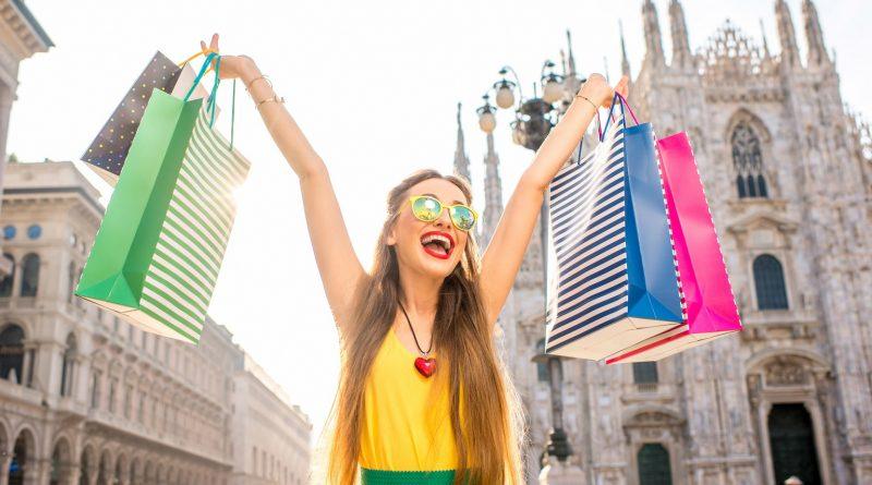 Milano meta privilegiata per lo shopping internazionale
