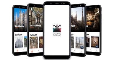 Nuova app ufficiale Duomo Milano