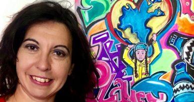 Milena Quercioli espone ad Oslo