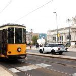 Terrore sul tram 5 all'altezza dell'incrocio tra viale Marche e viale Zara