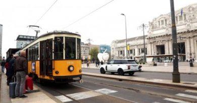 terrore sul tram 5