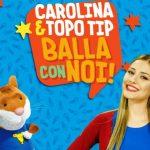 Carolina e Topo Tip domenica presso la Corte Lombarda