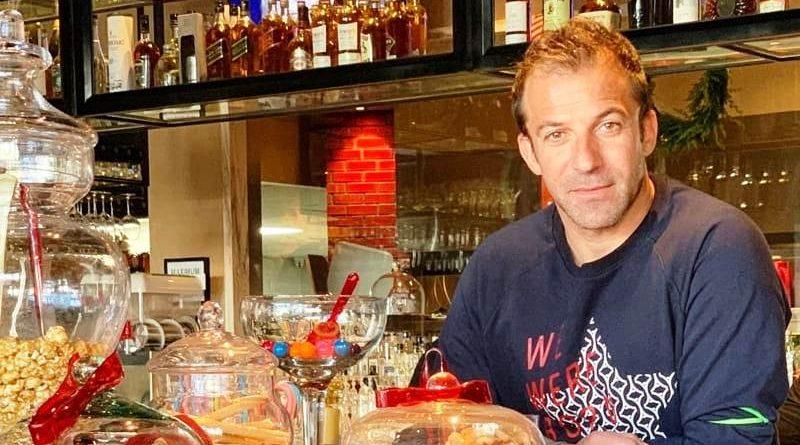 Del Piero apre un ristorante a Milano