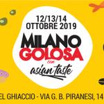 Milano Golosa 2019 al Palazzo del Ghiaccio