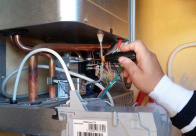 riparazione caldaia