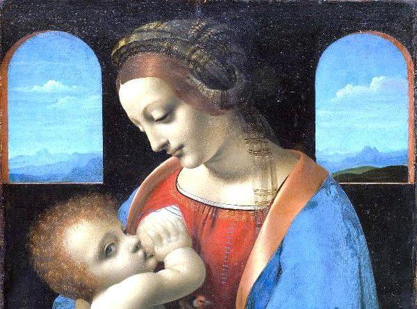 La Madonna Litta