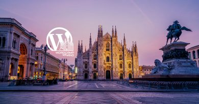 GoDaddy Gold Sponsor di WordCamp Milano 2019
