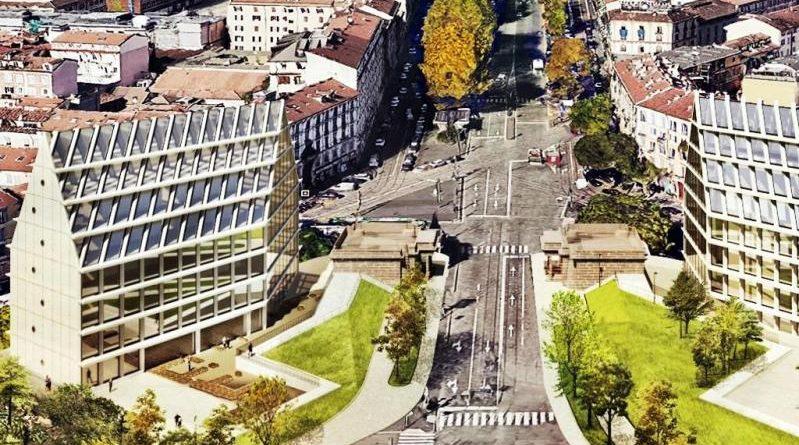 Museo della Resistenza a Milano in piazzale Baiamonti