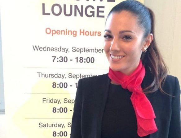 Milano città dei grandi eventi - hostess